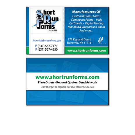 Professional business card design in long island new york reheart Images